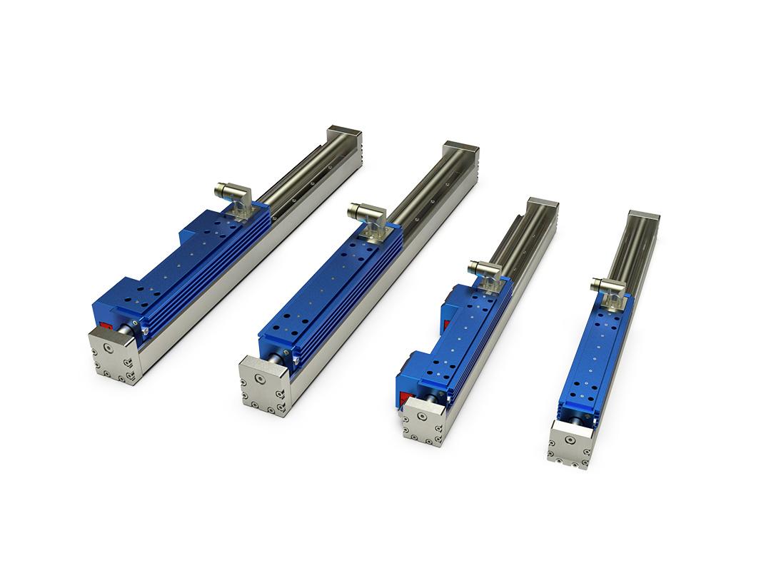 Le unità lineari con motori lineari in quale caso si preferiscono rispetto alle unità lineari a cinghia