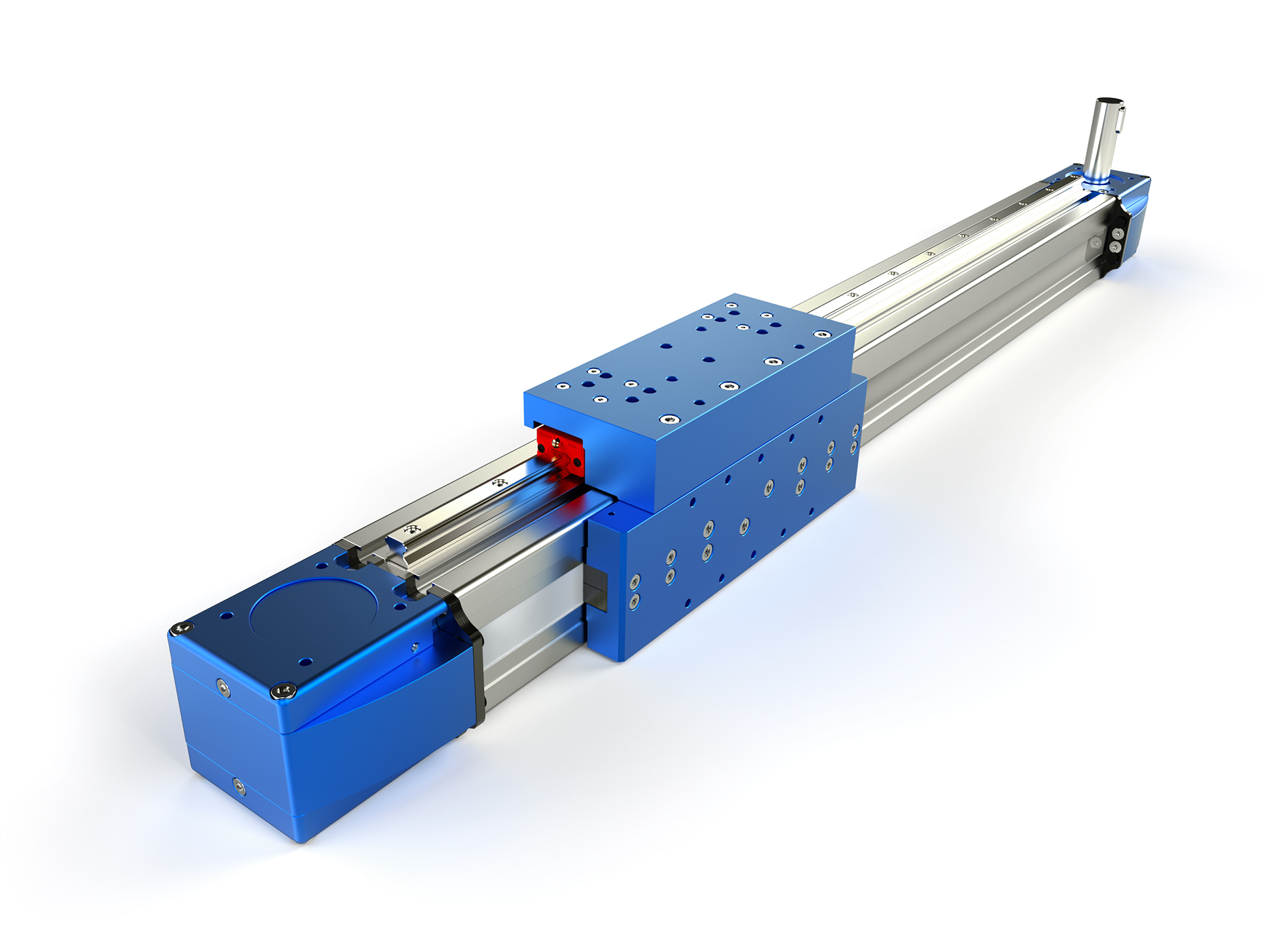 LineaLEAD unita lineare a cinghia con doppia guida