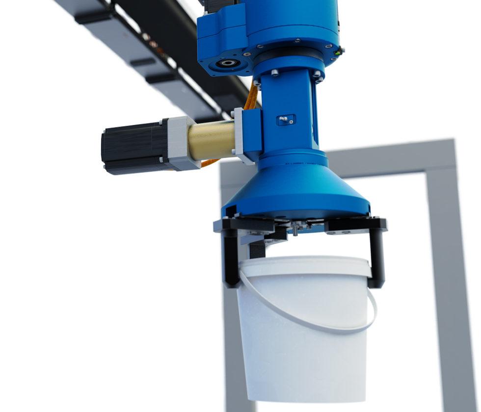 LinearLEAD | Robot pallettizzatori - pinza per robot di pallettizzazione